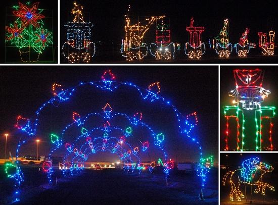 Christmas Lights | Limo Service Phoenix & Party Bus : Phoenix ...