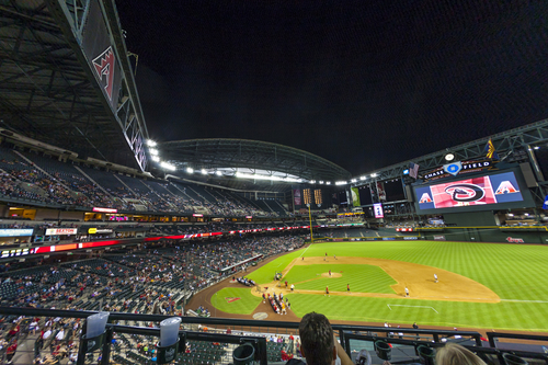 Chase Field - Cactus League stadiums