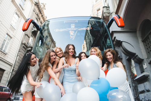 how much is a party bus rental