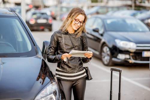 How many passengers can use your airport car service