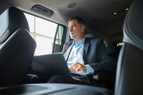 What is a corporate car service