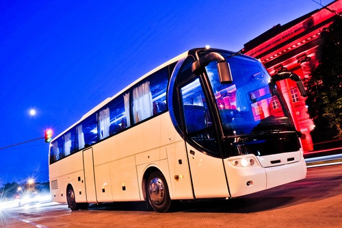 Where can I rent the finest Scottsdale charter buses