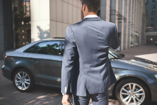 What are the top 4 reasons to use a executive car service