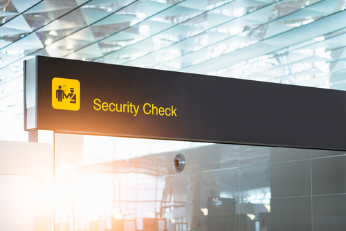 How long does security at an airport take