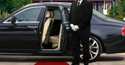 What are the duties of a chauffeur