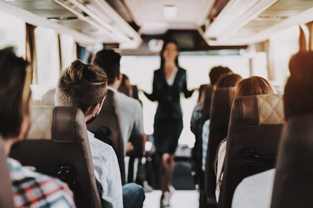 How to plan transportation for a group