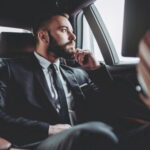 Fully personalized executive car service